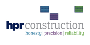hpr construction Logo
